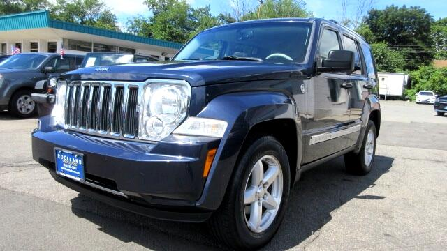 2008 Jeep Liberty DISCLAIMER We make every effort to present information that is accurate However