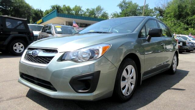 2014 Subaru Impreza DISCLAIMER We make every effort to present information that is accurate Howev
