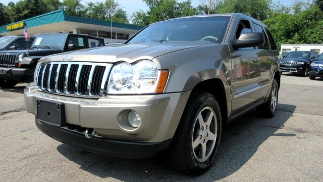 2006 Jeep Grand Cherokee DISCLAIMER We make every effort to present information that is accurate