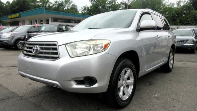 2009 Toyota Highlander DISCLAIMER We make every effort to present information that is accurate Ho