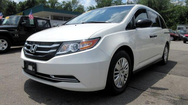 2014 Honda Odyssey DISCLAIMER We make every effort to present information that is accurate Howeve