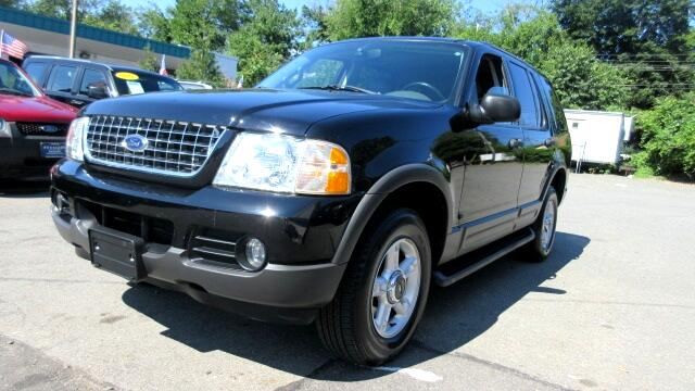 2003 Ford Explorer DISCLAIMER We make every effort to present information that is accurate Howeve