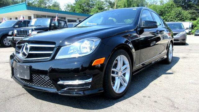 2014 Mercedes C-Class DISCLAIMER We make every effort to present information that is accurate How