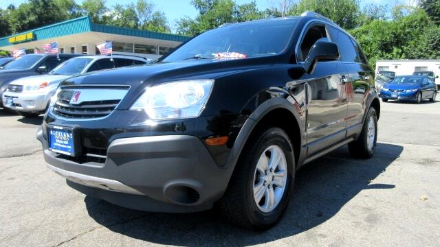 2008 Saturn VUE DISCLAIMER We make every effort to present information that is accurate However i