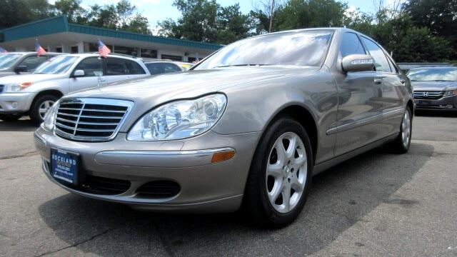2006 Mercedes S-Class DISCLAIMER We make every effort to present information that is accurate How