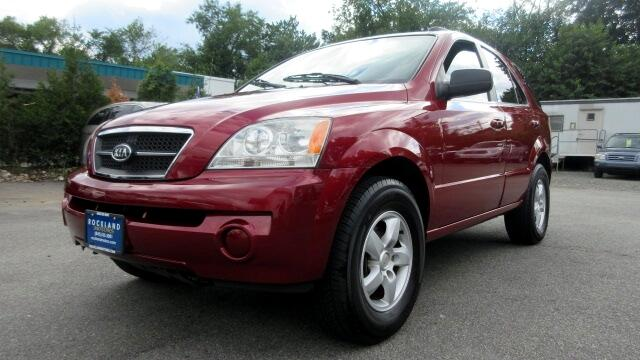 2006 Kia Sorento DISCLAIMER We make every effort to present information that is accurate However