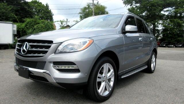 2014 Mercedes M-Class DISCLAIMER We make every effort to present information that is accurate How