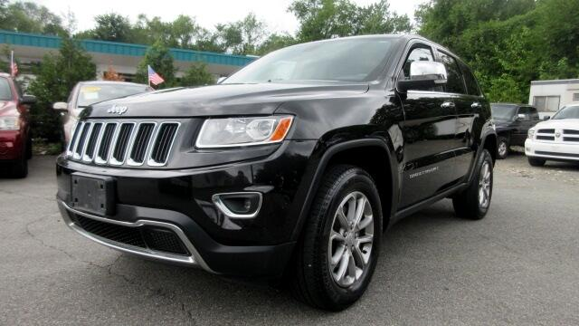 2014 Jeep Grand Cherokee DISCLAIMER We make every effort to present information that is accurate