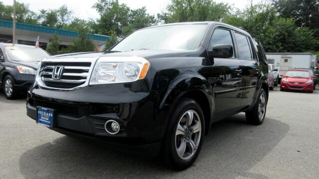 2015 Honda Pilot DISCLAIMER We make every effort to present information that is accurate However