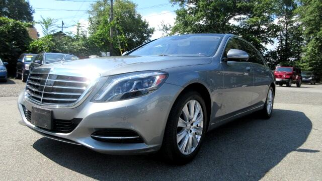 2014 Mercedes S-Class DISCLAIMER We make every effort to present information that is accurate How