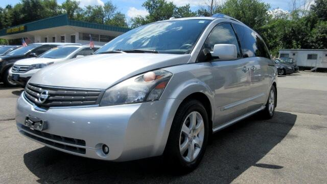 2008 Nissan Quest DISCLAIMER We make every effort to present information that is accurate However