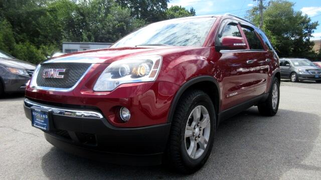 2008 GMC Acadia DISCLAIMER We make every effort to present information that is accurate However i