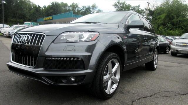 2012 Audi Q7 DISCLAIMER We make every effort to present information that is accurate However it i
