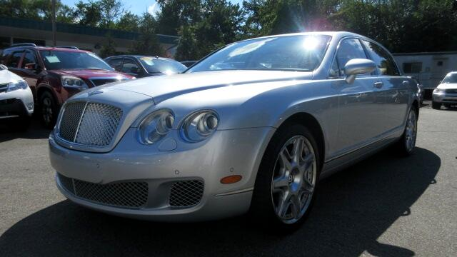 2009 Bentley Continental Flying Spur DISCLAIMER We make every effort to present information that i