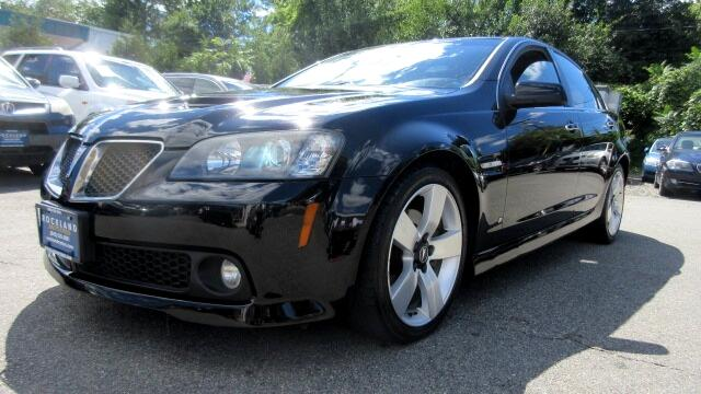 2008 Pontiac G8 DISCLAIMER We make every effort to present information that is accurate However i
