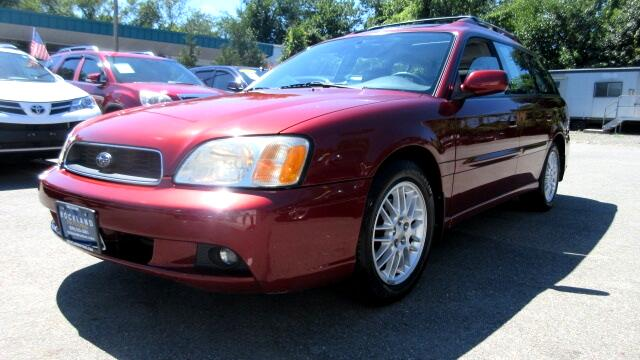 2003 Subaru Legacy Wagon DISCLAIMER We make every effort to present information that is accurate