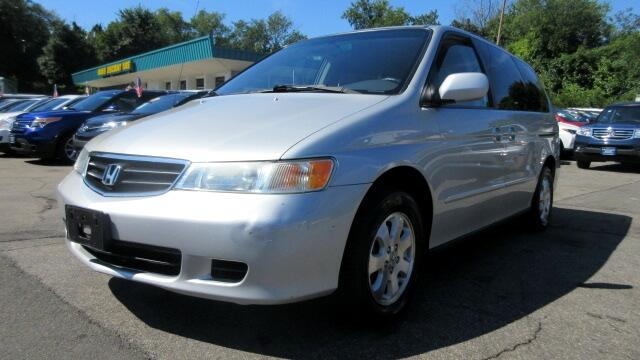 2004 Honda Odyssey DISCLAIMER We make every effort to present information that is accurate Howeve