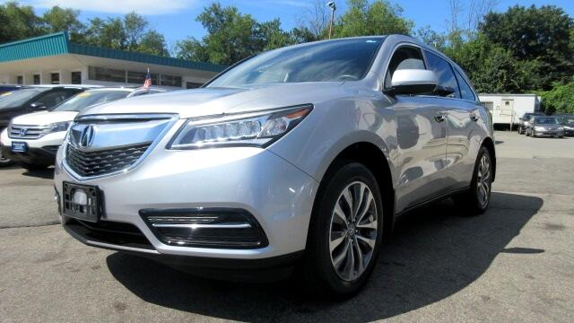 2014 Acura MDX DISCLAIMER We make every effort to present information that is accurate However it