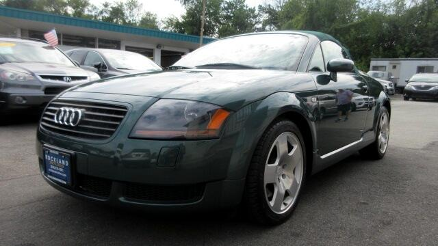 2001 Audi TT DISCLAIMER We make every effort to present information that is accurate However it i