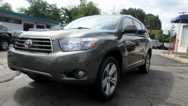 2008 Toyota Highlander DISCLAIMER We make every effort to present information that is accurate Ho