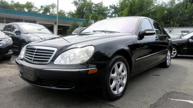 2004 Mercedes S-Class DISCLAIMER We make every effort to present information that is accurate How