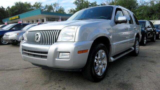 2009 Mercury Mountaineer DISCLAIMER We make every effort to present information that is accurate
