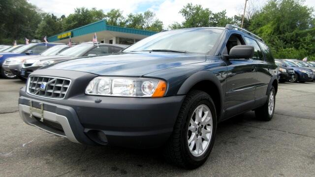 2005 Volvo XC70 DISCLAIMER We make every effort to present information that is accurate However i