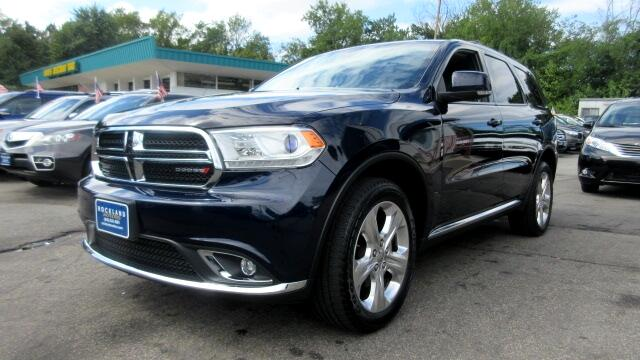 2014 Dodge Durango DISCLAIMER We make every effort to present information that is accurate Howeve