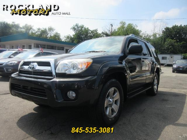 2007 Toyota 4Runner DISCLAIMER We make every effort to present information that is accurate Howev