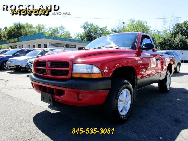 2000 Dodge Dakota DISCLAIMER We make every effort to present information that is accurate However