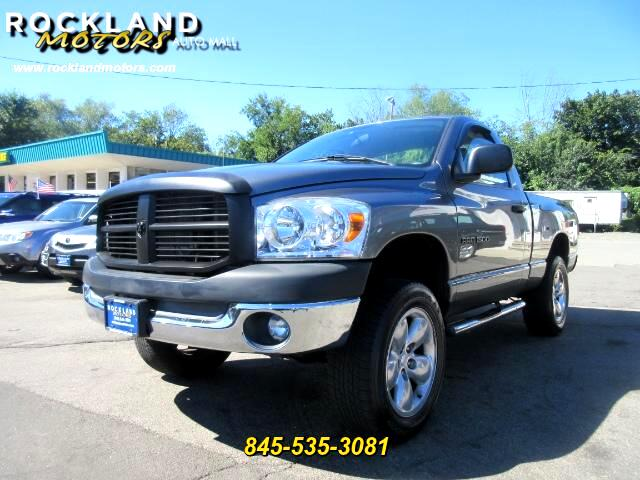 2007 Dodge Ram 1500 DISCLAIMER We make every effort to present information that is accurate Howev