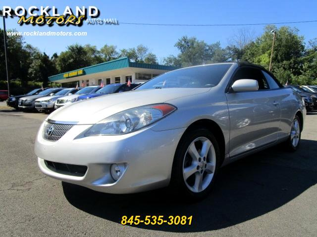 2005 Toyota Camry Solara DISCLAIMER We make every effort to present information that is accurate