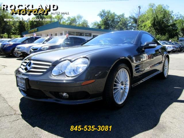 2003 Mercedes SL-Class DISCLAIMER We make every effort to present information that is accurate Ho