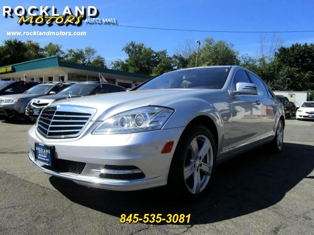2010 Mercedes S-Class DISCLAIMER We make every effort to present information that is accurate How