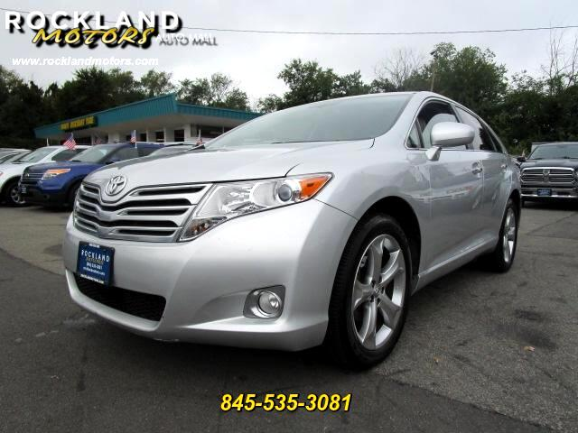 2009 Toyota Venza DISCLAIMER We make every effort to present information that is accurate However