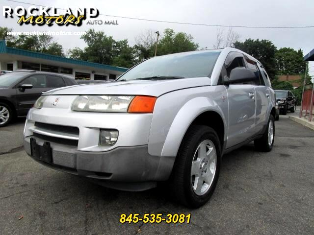 2004 Saturn VUE DISCLAIMER We make every effort to present information that is accurate However i