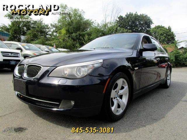 2008 BMW 5-Series DISCLAIMER We make every effort to present information that is accurate However