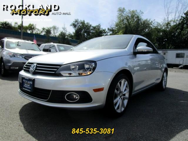 2012 Volkswagen Eos DISCLAIMER We make every effort to present information that is accurate Howev