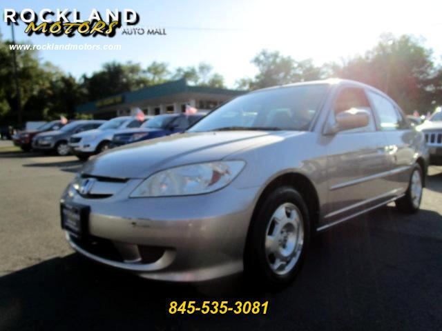 2005 Honda Civic Hybrid DISCLAIMER We make every effort to present information that is accurate H