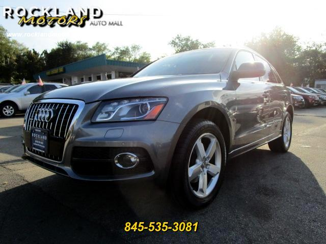 2012 Audi Q5 DISCLAIMER We make every effort to present information that is accurate However it i