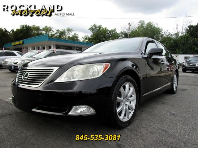 2008 Lexus LS 460 DISCLAIMER We make every effort to present information that is accurate However