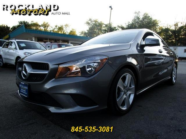 2016 Mercedes CLA-Class DISCLAIMER We make every effort to present information that is accurate H