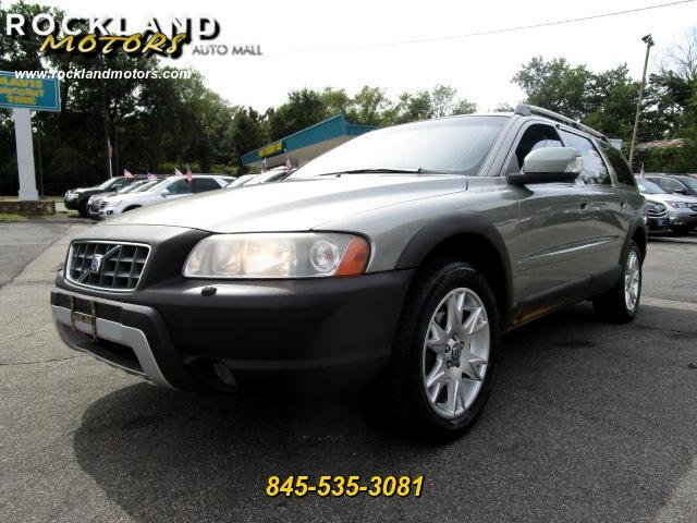 2007 Volvo XC70 DISCLAIMER We make every effort to present information that is accurate However i