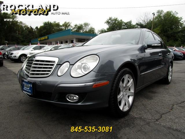 2007 Mercedes E-Class DISCLAIMER We make every effort to present information that is accurate How