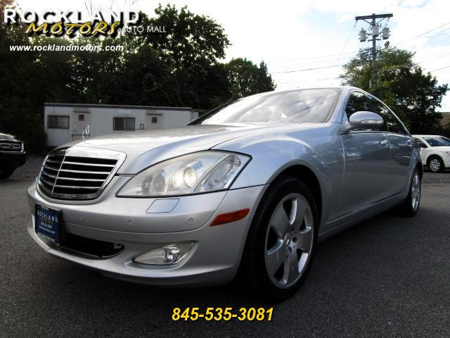 2007 Mercedes S-Class DISCLAIMER We make every effort to present information that is accurate How