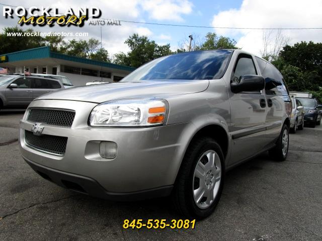 2008 Chevrolet Uplander DISCLAIMER We make every effort to present information that is accurate H