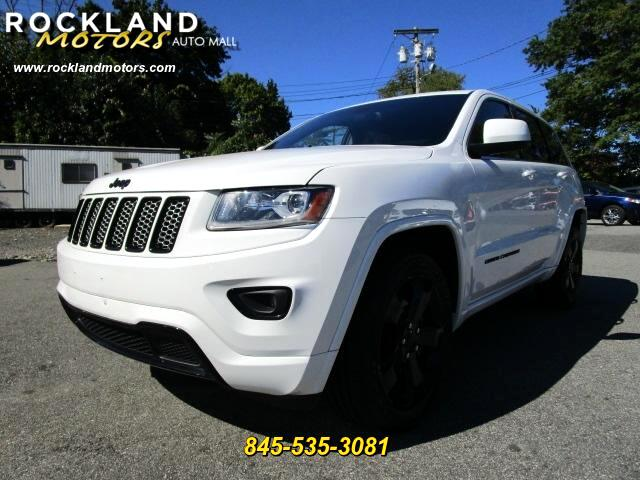 2014 Jeep Grand Cherokee ALTITUDE PACKAGE DISCLAIMER We make every effort to present informati