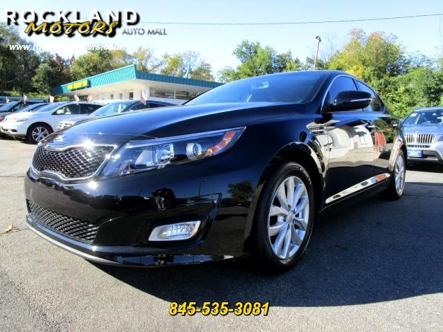 2014 Kia Optima DISCLAIMER We make every effort to present information that is accurate However i