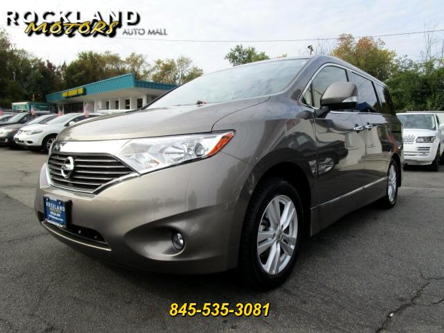 2015 Nissan Quest DISCLAIMER We make every effort to present information that is accurate However