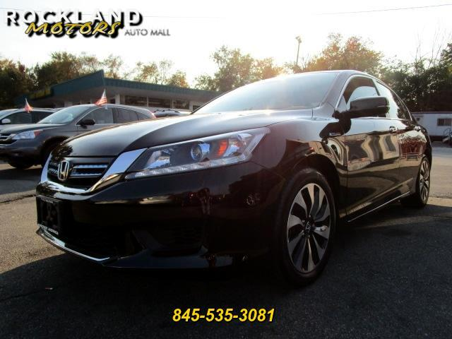 2014 Honda Accord Hybrid DISCLAIMER We make every effort to present information that is accurate